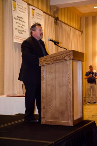 Mike Moran 2014 Induction